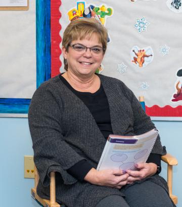 Debbie Cook Cornerstone Christian School in VA