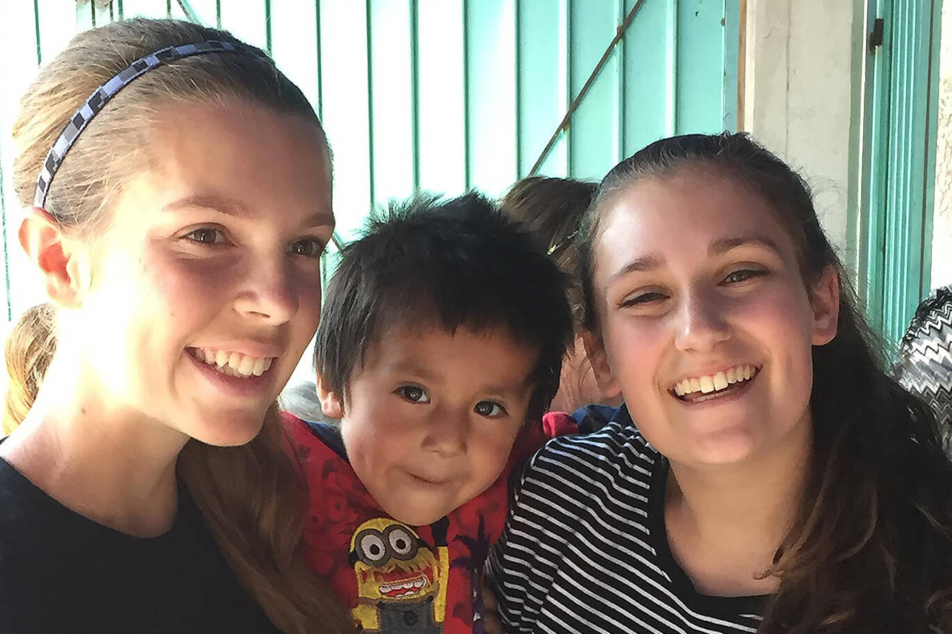 student mission trips at christian school VA