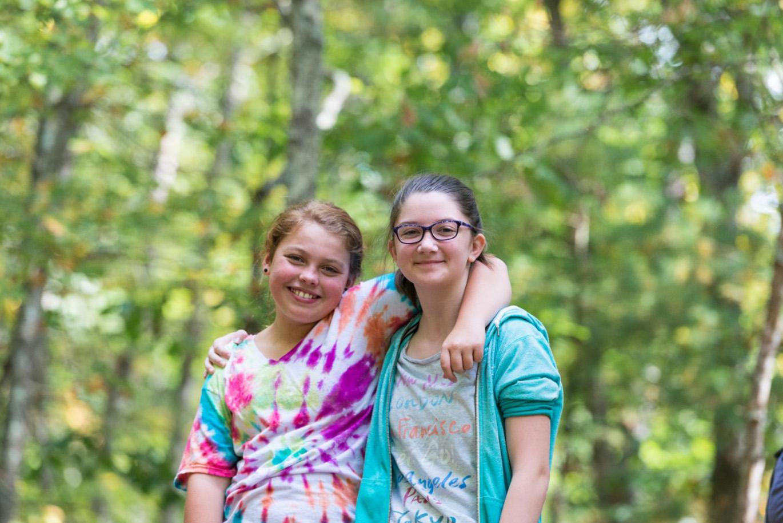 middle schoolers in private christian school in VA