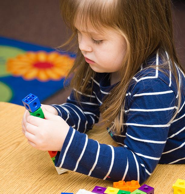 kids in preschool Harrisonburg, VA