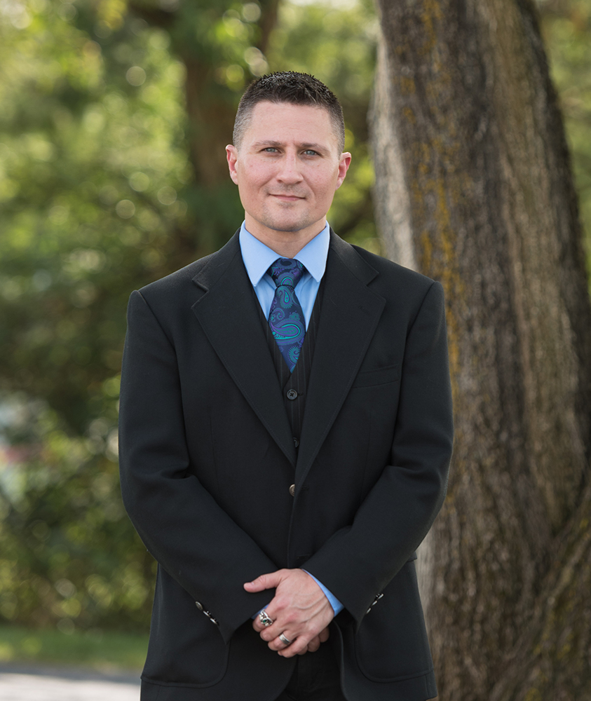 Jeremy Barb Cornerstone Christian School in VA