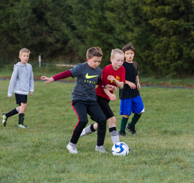 kids joining elementary school sports in VA
