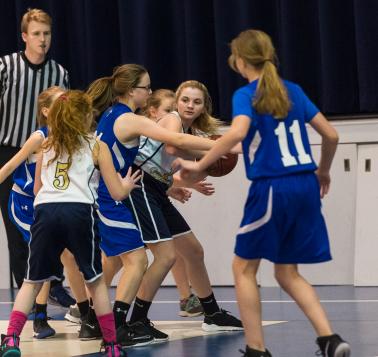 middle school athletics in VA
